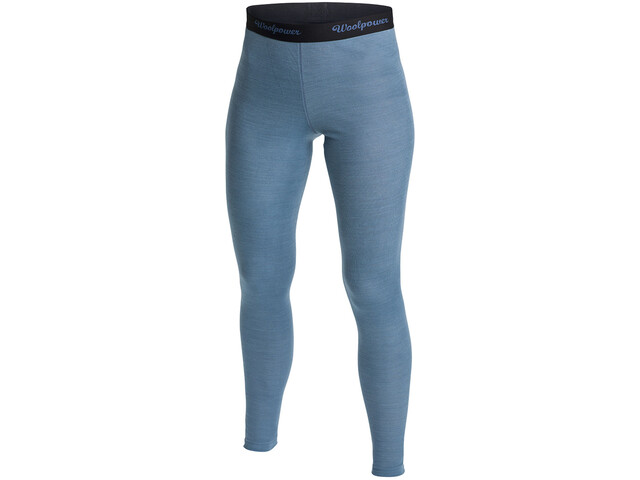 Woolpower Lite Canzoncillos largos Mujer, nordic blue